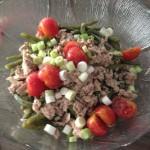 Thunfisch-Bohnen-Salat - Schritt 3