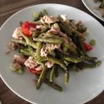 Thunfisch-Bohnen-Salat - Teller