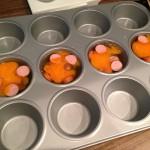 Eier-Muffins mit Wurst - Ab in die Muffin-Form