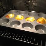 Eier-Muffins mit Wurst