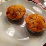 Eier-Muffins mit Wurst - Das Ergebnis