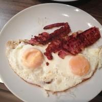 Spiegelei mit Bacon - Das Ergebnis