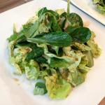 Feldsalat mit Rindfleischstreifen (2)