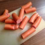 BodyChange - Feldsalat mit Linsen und WienerFeldsalat mit Linsen und Wiener