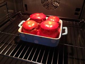 """Gefüllte Tomaten - """"Chili con carne"""""""