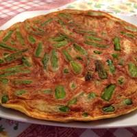 Spargel-Omelett