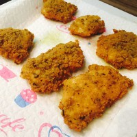 Body Change Chicken-Nuggets - Schritt 7