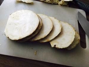 Sellerie-Bratkartoffeln - Schritt 2
