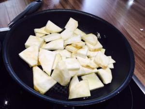 Sellerie-Bratkartoffeln - Schritt 4