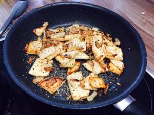Sellerie-Bratkartoffeln - Schritt 6